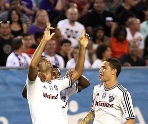 Fluminense x Orlando City