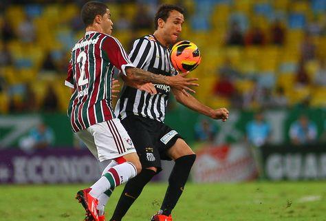 Fluminense 0 x 2 Santos (por Marcelo Vivone) e190ea2e2e505