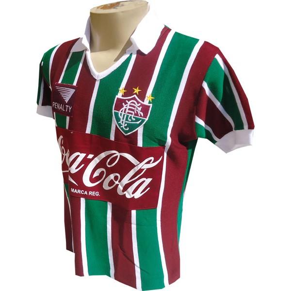 Camisa Tricolor em 1989