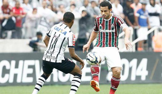 Corinthians 1 x 1 Fluminense (por Marcelo Vivone) 7857591c1ec8b