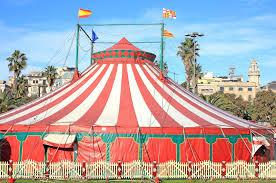 circo frente