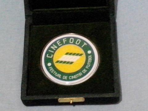 medalhinha cinefoot