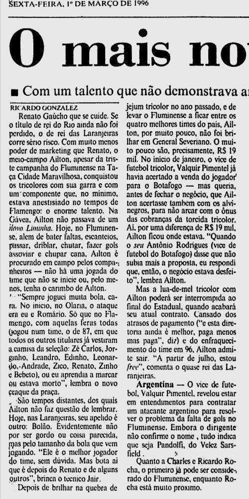 fluminense 01 03 1996 2
