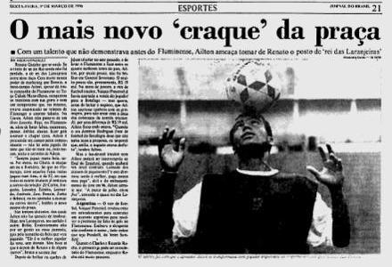 fluminense 01 03 1996