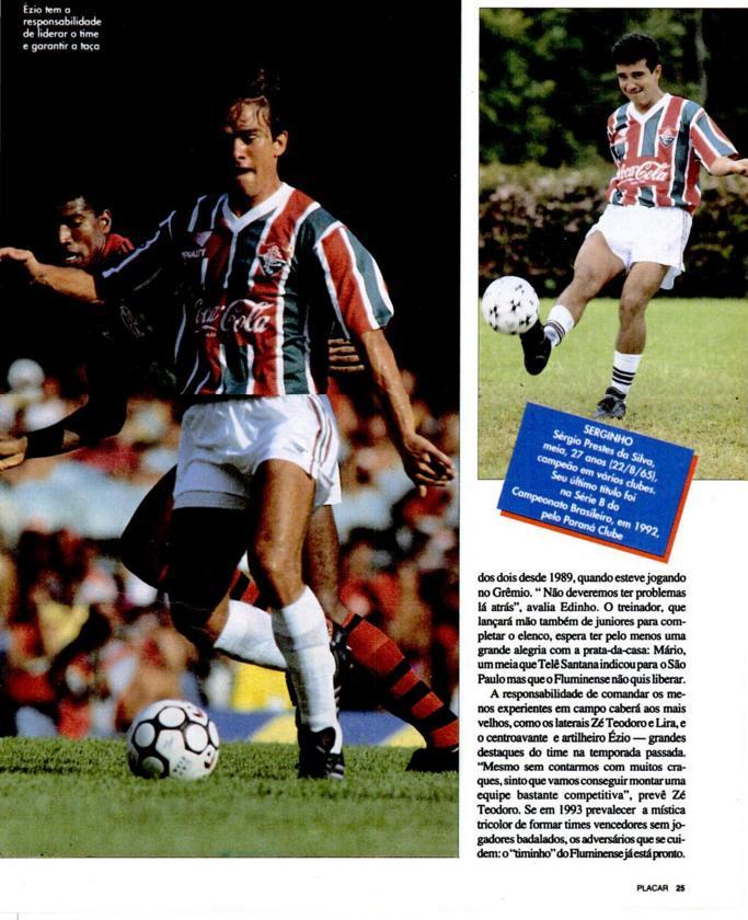 fluminense carioca 1993 placar 2