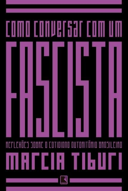 como conversar com um fascista imagem