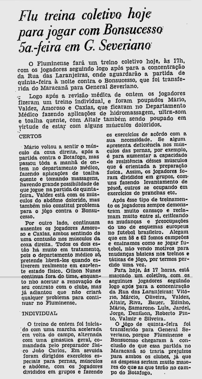 fluminense 09 08 1966