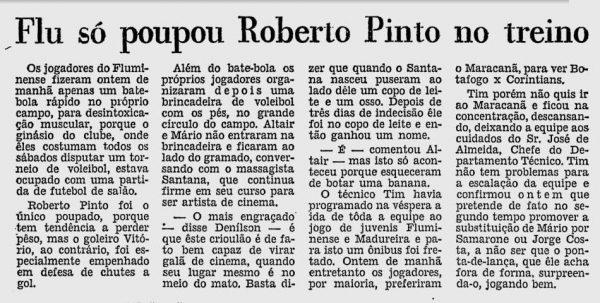 fluminense 3 a 0 santos 1967 1