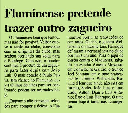 sete feature janeiro 1995
