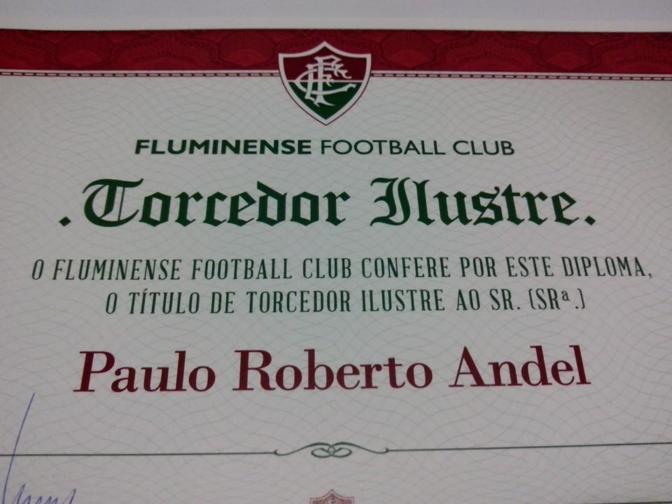 """Foi um dos escritores participantes do livro """"O Fluminense somos todos  nós"""" 5cf0d36e09aaa"""